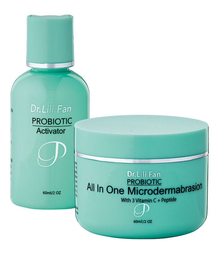Dr. Lili Fan Probiotic All In One Microdermabrasion Kit