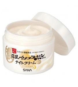SANA Soy Milk Wrinkle Care Night Cream