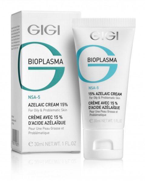 Gigi Bioplasma Azelaic Cream 15% For Oily Skin