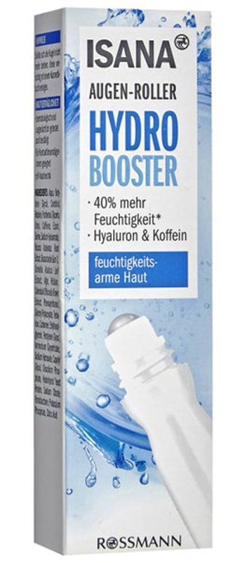 Isana Hydro Booster Augen Roll-On