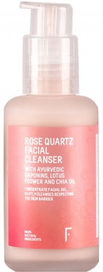 Freshly Cosmetics Rose Quartz Facial Cleanser