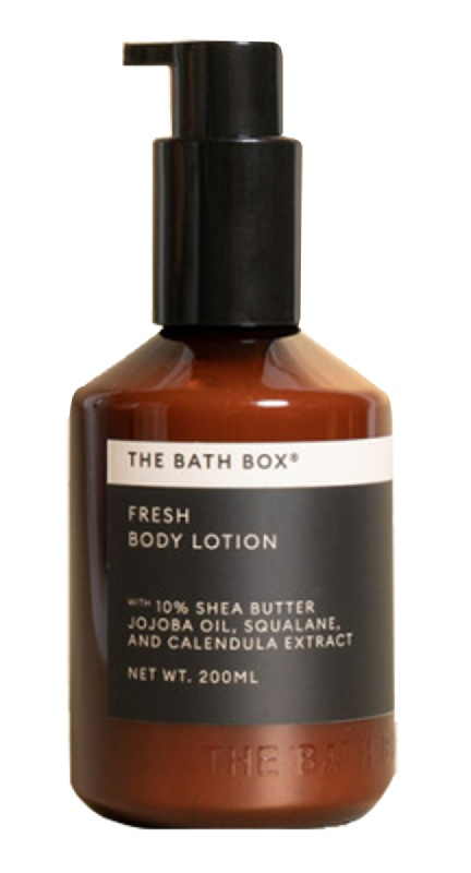 the bath box Fresh Body Lotion