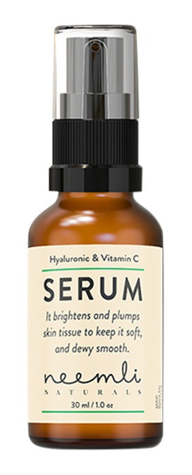 Neemli Naturals Hyaluronic & Vitamin C Serum