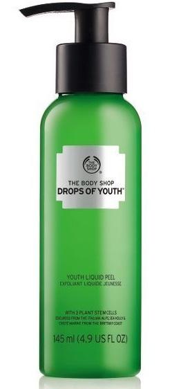 The Body Shop Drops Of Youth Liquid Peel