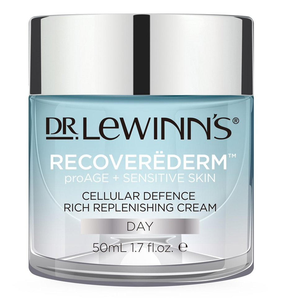 DR. LEWINN'S Recoverederm Cellular Defence Rich Replenishing Cream