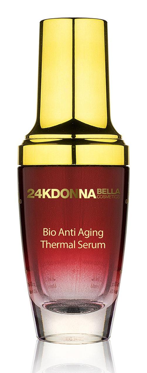 24K Donna Bella Bio Anti-Aging Thermal Serum