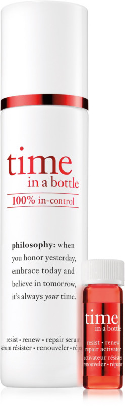 Philosophy Time In A Bottle  100% In Control