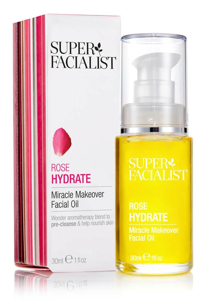 Super Facialist Miracle Makeover Facial Oil