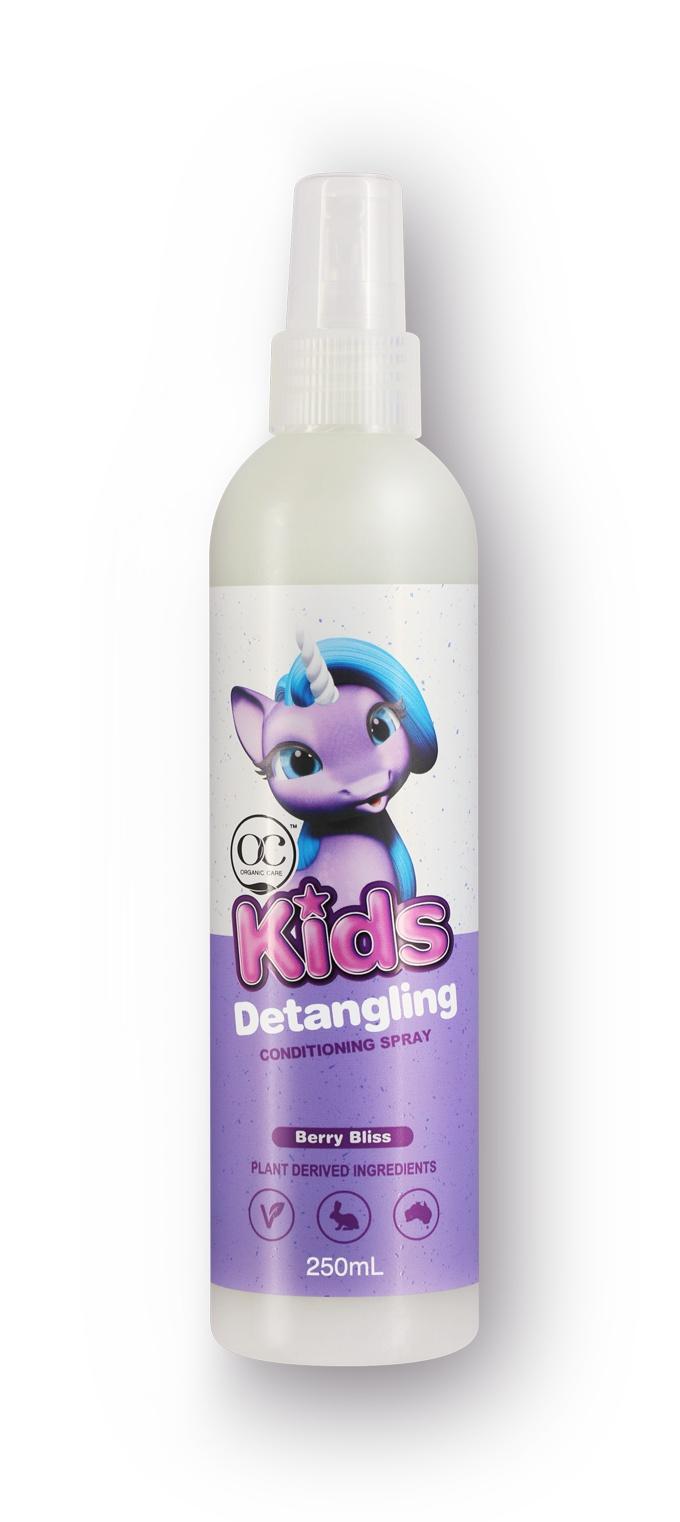Organic Care Kids Berry Bliss Detangling Spray