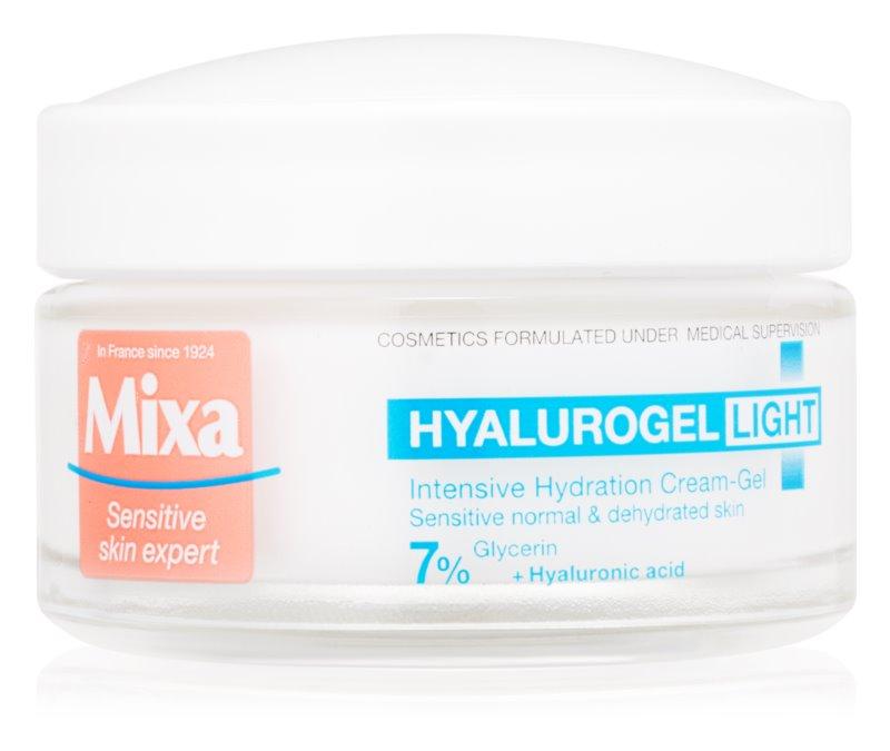 Mixa Hyalurogel Light