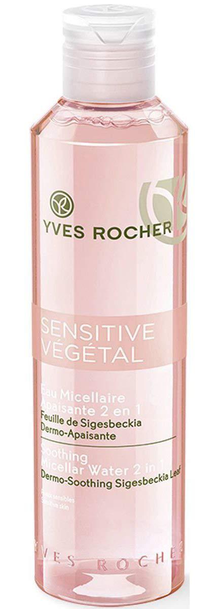 Yves Rocher Sensitive Vegetal Eau Micellaire Apaisante 2 In 1