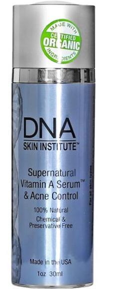 DNA skin Institute Supernatural Vitamin A Serum & Acne Control