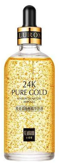 Senana 24K Gold Hyaluronic Acid Face Serum