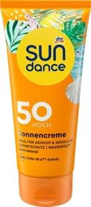 SUNdance Sun Cream SPF 50