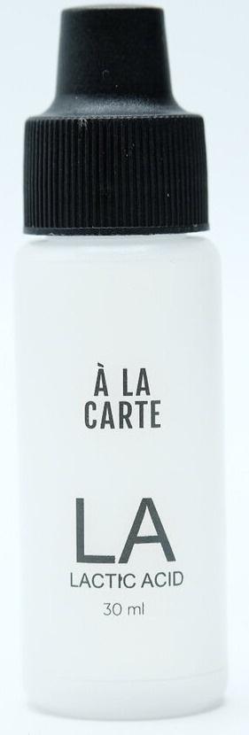 À LA CARTE 12% Lactic Acid