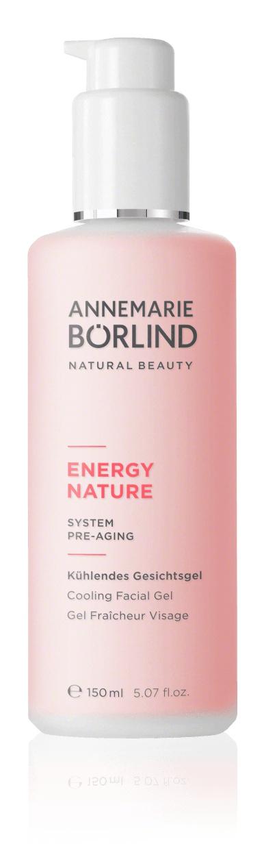 Annemarie Börlind Energynature System Pre-Aging Cooling Facial Gel