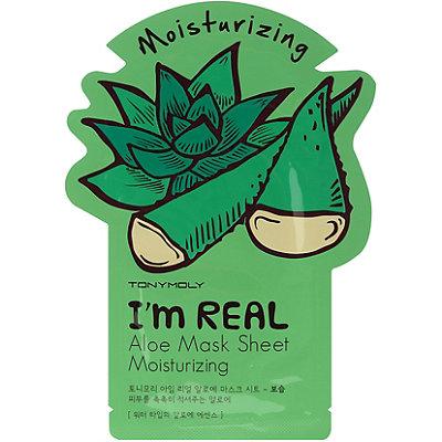TonyMoly I'M Real Aloe Mask Sheet - Moisturizing