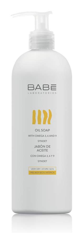 BABE Oil Soap