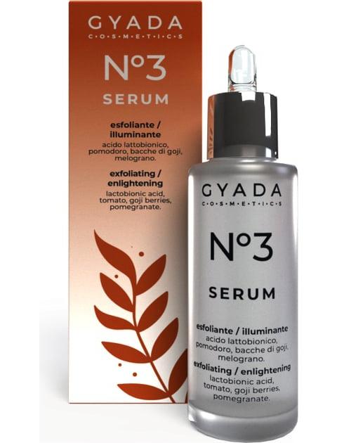 Gyada Cosmetics N°3 Illuminating/Exfoliating Serum