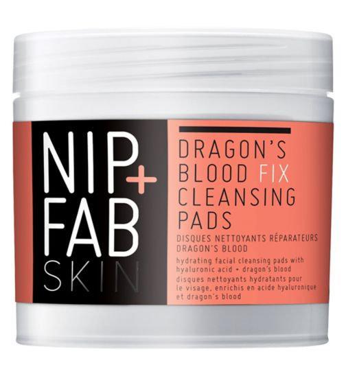 Nip+Fab Dragons Blood Fix Cleansing Pads