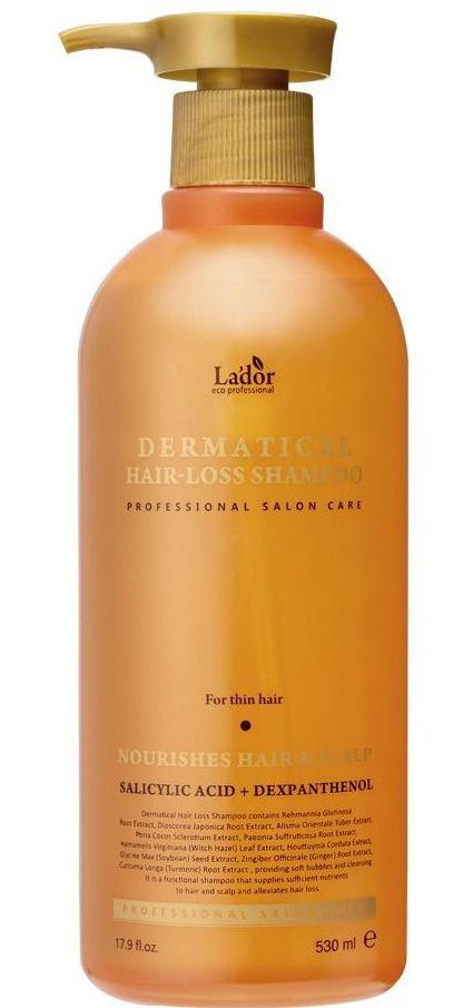 Lador Dermatical Hair Loss Shampoo (for Thin Hair)