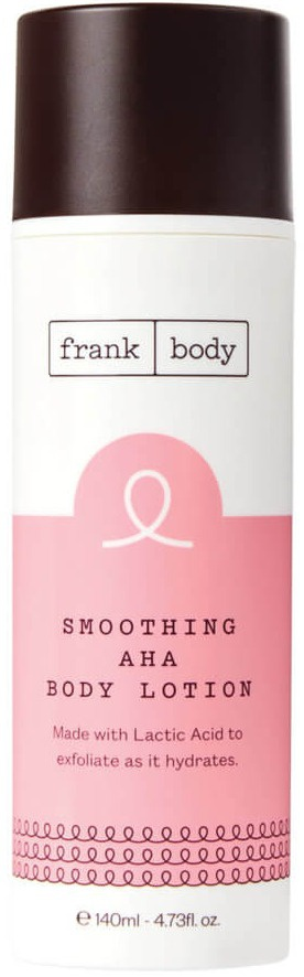 Frank Body Smoothing AHA Body Lotion