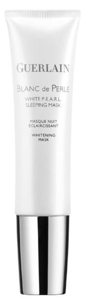 Guerlain White P.E.A.R.L. Sleeping Mask Whitening Mask
