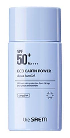 The Saem Eco Earth Power Aqua Sun Gel Spf50+ Pa++++