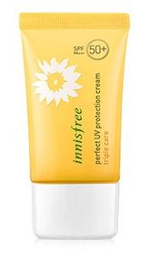 innisfree Perfect Uv Protection Cream Triple Care Spf50+ Pa+++
