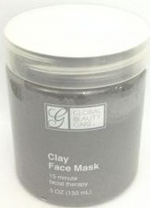 Global Beauty Care Face Mask, Clay
