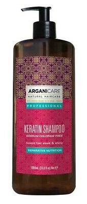Argani Care Keratin Shampoo - Argan & Keratin