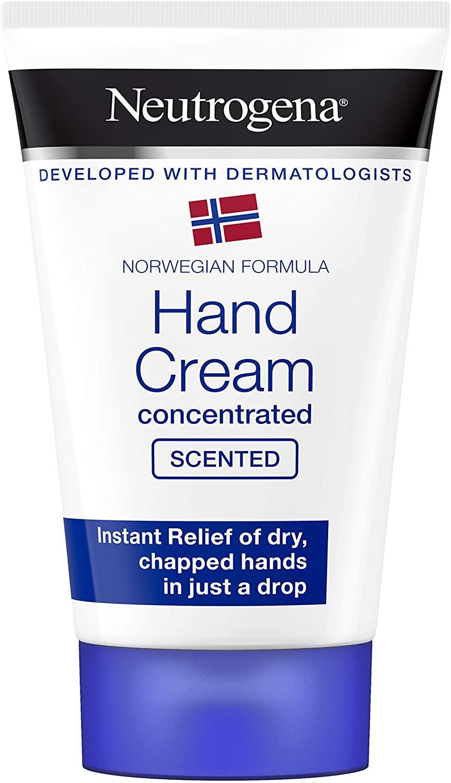 Neutrogena Norwegian Formula Concentrated Hand Cream - Scented