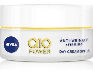 Nivea Q10 Power Day Cream SPF 15