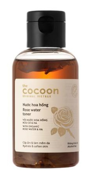 the Cocoon Rose Water Toner