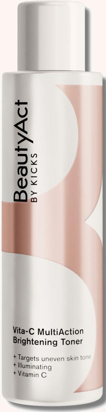 BeautyAct Vita-C Multiaction Brightening Toner