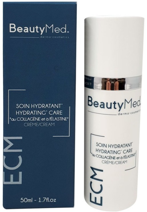 BeautyMed ECM Hydrating Collagen And Elastin Cream