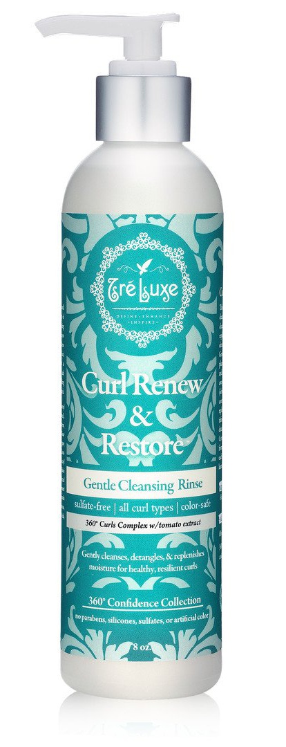 treluxe Curl Renew & Restore – Best For Dry, Thirsty Curls