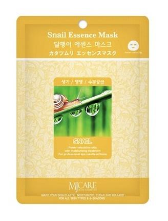 MJCare Snail Essence Mask