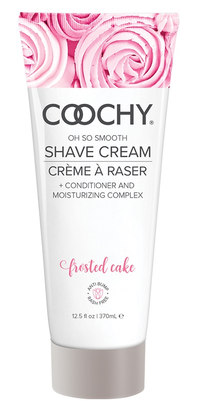 COOCHY Oh So Smooth Shave Cream In Frosted Cake