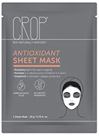 Crop Antioxidant Sheet Mask