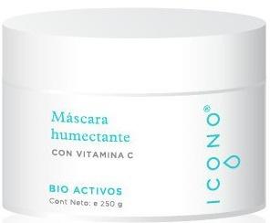 Icono Máscara Humectante Con Vitamina C