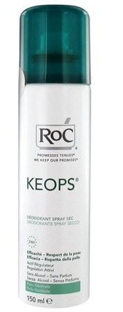 RoC Keops Deodorant 48U Spray Fresh For Normal Skin