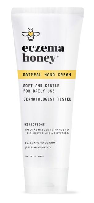 Eczema Honey Oatmeal Hand Cream