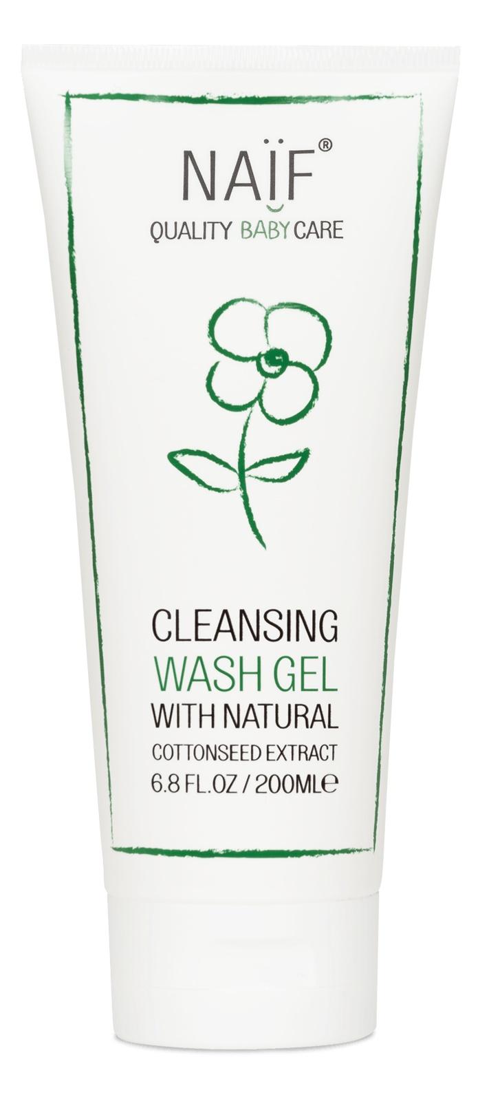 Naif Cleansing Baby Wash Gel Naif Cleansing Baby Wash Gel