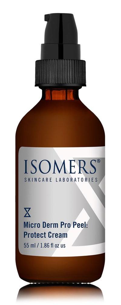 ISOMERS Skincare Micro Derm Pro Peel: Protect Cream