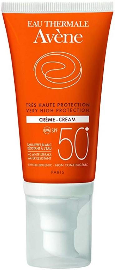 Avene Very High Protection Cream Spf 50+ Fragrance Free