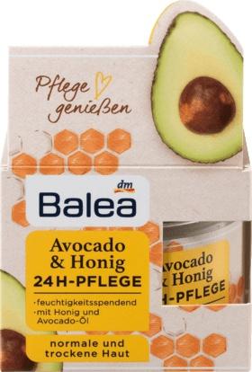Balea Avocado & Honig 24H- Pflege