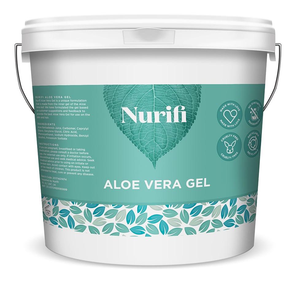 nurifi Aloe Vera Gel - 99%