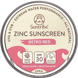 Suntribe All Natural Zinc Sunscreen Face & Sport SPF 30