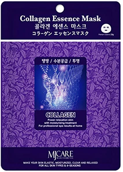 MJCare Collagen Essence Mask